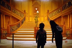 11. Reproducción de la gran escalinata. Foto © Musealia